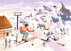 We're an illustration agency that champions originality, newness and craftsmanship.