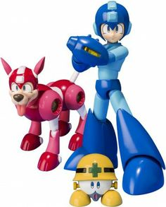 Brinquedo Action Figure Bandai Tamashii Nations Megaman D Arts #Brinquedos #ActionFigure
