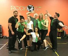 Eddie, Jasmine and our Mission Slim Possible crew in the St. Paddy's spirit today! Happy St. Patrick's Day from all of us at World Gym Palm Desert! #StPatricksDay #StPatricksDay2017 #StPattys #MissionSlimPossible #WorldGym