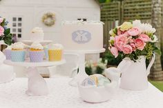 Gorgeous Pastel Easter Inspiration :: Easter Ideas