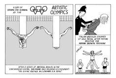 167 Best ARTH Comics images in 2012   Comics, Art history, Art