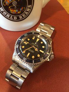 #rolex #submariner #5513