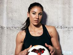 Goalkeeper Hope Solo Has Plenty Riding On The Outcome Of This Sunday's World Cup Finals http://www.people.com/article/hope-solo-riding-on-world-cup