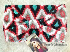 Navajo Blanket Turban