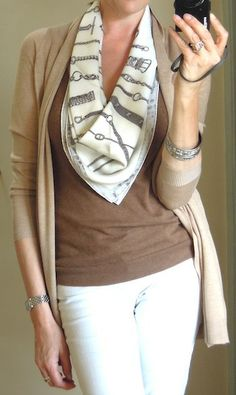 MaiTai's Picture Book: Capsule wardrobe #102 - FSH inspiration, warm neutrals