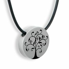 Tree of life necklace pendant, blend creations