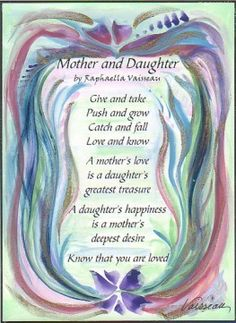 mother's day memorial cards