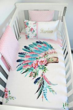 Fantastic baby nursery tips are offered on our internet site. look at this and you wont be sorry you did. Baby Bedroom, Baby Room Decor, Nursery Room, Girl Nursery, Girl Room, Nursery Ideas, Baby Rooms, Nursery Bedding, Room Ideas