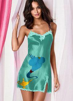 Jasmine inspired pajamas