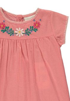 Manoush Embroidered Dress | Louis Louise