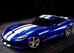 2013 DODGE VIPER SRT GTS ...very agressive supercar