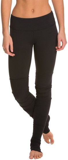 38d7d7e6f6 Chic yoga leggings without pockets Low rise design - sits at the hips  Perfect for Yoga and Studio Soft stretch cotton Content: Cotton, Lycra.  Country of ...