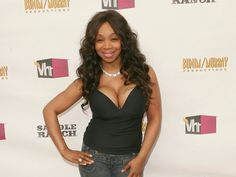 """Smack talker Tiffany """"New York"""" Pollard ruled reality TV on Flavor of Love and I… Tiffany Pollard, Celebs, Celebrities, Girls In Love, Reality Tv, Celebrity Gossip, Movies And Tv Shows, Camisole Top, New York"""