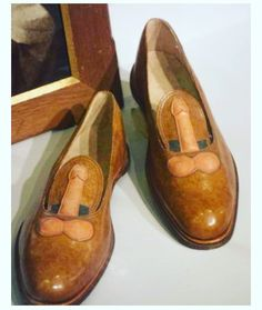 Look at these fancy classics vintage penis shoes some lucky sole found at a local thrift store!!!! Who would wear these out on the town with me???Bet it would be a fun time!   #vintage #classic #thrifting #save #deals #flyonadimewv #fashion #want #ha #penisfashion #lmao #funny #jokes #diyfashion #pinterest #girl #byefelicia