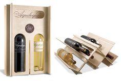 Creative Wine Packaging