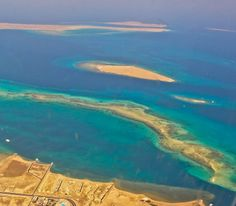 Hurghada beneath