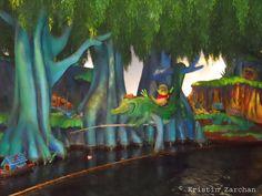 Ride along on a trip through Disney World's Splash Mountain's log flume ride,  Splash Mountain, Walt Disney World, Magic Kingdom, Thrill Rides, Br'er Rabbit, #examinercom