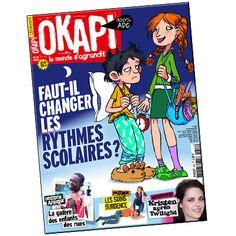 Okapi 946. 15 novembre 2013