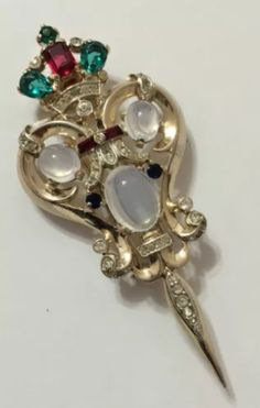1000 Images About Vintage Costume Jewelry Trifari Coro