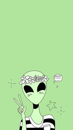 alien wallpaper | Tumblr More