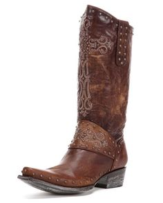 Women's Krusts Boot - Brass    Old Gringo Boots...  i would love to own a pair of these... Maybe Happy 50th Birthday present to me???