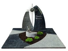Tombstone Designs, Steinmetz, Funeral Flowers, Beach Themes, Titanic, Mom And Dad, Sculpture Art, Fountain, Outdoor Decor