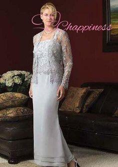 09dfab09593ee Resultado de imagen para vestidos para la mama de la novia talla grande