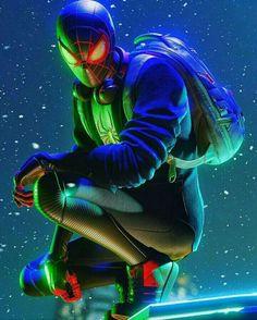 Izuku Spiderman