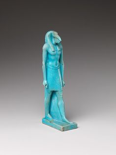 Striding Thoth, Ptolemaic Period, The Met; 332-30 BC;