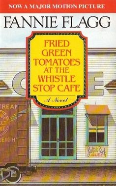 A book with a fruit or vegetable in the title: Fried Green Tomatoes at the Whistle Stop Cafe by Fannie Flagg   Freaky Friday