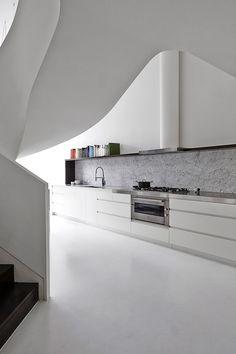 Modern loft apartment by AAA Architects | Plastolux
