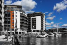 Ocean Village Marina - Southampton   by P Sterling Images