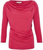 Look what I found at House of Fraser House Of Fraser, Cowl, Cool Style, High Neck Dress, Turtle Neck, Sweaters, Pink, Clothes, Shopping
