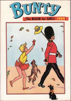 Bunty - The Book for Girls 1969 – Unknown