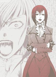 Madam Red - Black Butler - Kuroshitsuji