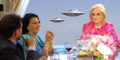Carmen Flores está de atar: dice que vio un ovni y estuvo con un extraterrestre http://www.ratingcero.com/c109431