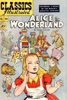 Classics Illustrated (other version Alice)
