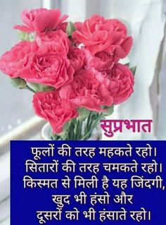 Good Morning Flowers Pictures, Good Morning Images, Flower Pictures, Hindi Good Morning Quotes, Morning Greetings Quotes, Hindi Quotes, Bb, Posts, Night
