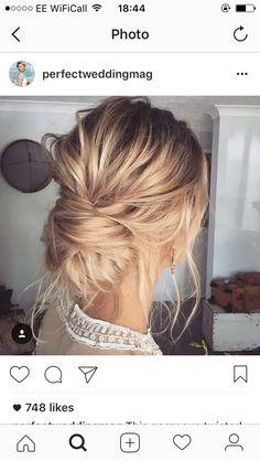 30 Incredible Hairstyles for Thin Hair Hair Casual wedding hair Up Hairstyles, Pretty Hairstyles, Hairstyle Ideas, Popular Hairstyles, Straight Hairstyles, Fashion Hairstyles, Festival Hairstyles, Evening Hairstyles, Buisness Hairstyles