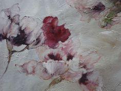 Peinture Claire BASLER, l'artiste peintre des fleurs - Photo de Rêves de peinture - Célestine Boutons