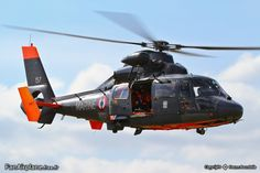 French Marine Nationale (Navy) Aerospatiale SA-365SP Dauphin 2 - 157. Lens - Benifontaine - LFQL 16.09.2012;