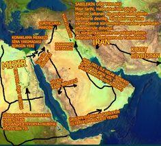 """Sabiler, Habeşistan(Sudan-Etiyopya) eski Sebe İmparatorluğu halkıdırlar. Nubiya üzerinden Mısır'a göçerler ve bazen 500 yıl Mısır'ı yönettikleri olmuştur. Darbelerle veya bulaşıcı iyileşmeyen salgın hastalıklar sonucu, Ay Tanrısı Sin'in(şeytan) toprakları olan Sina yarımadasına sürülürler. İyileşenler, ve sağlıklı nesilleri Ürdün vadisine geçerler oraya yerleşirlerdi. Mısır efsanelerini """"Güneş tanrısının korumasından """" men edildiklerine yorup, Ay Tanrısı Sin üstüne kuradular. Diğer komşu…"""