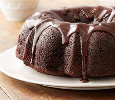 Black Magic Cake / the original Hershey recipe