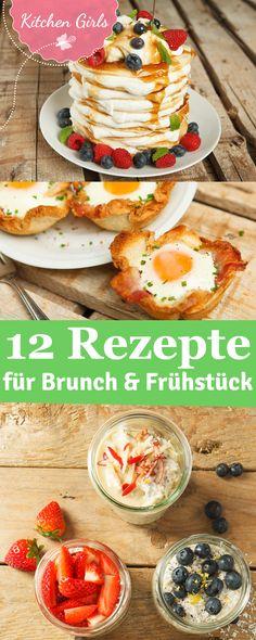 Die 12 besten Frühstücksrezepte-Rezepte der Kitchen Girls