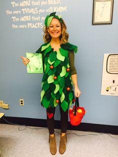 The Giving Tree Halloween Costume