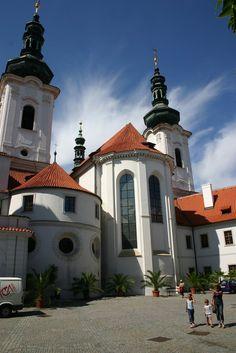 Praga - Monestir Strahov / Strahov Monastery