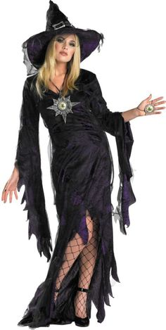 Sorceress Costume Adult - Party City
