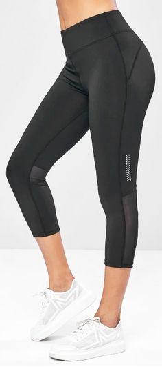 adidas Stella McCartney Stellasport Fitted Sport Tights Stretch Yoga Gym Pink