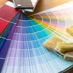 Trim paint colors - color wheel Trim Paint Color, Paint Colors, Black French Doors, Painting Trim, Home Organization, Home Improvement, Neutral, Design, Paint Colours