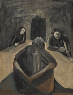 david bomberg 'conclave (consultants)' - 1921 - sotheby's david bowie collection